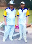 Chris Cox, Jim Feeley - County Pairs Semi Finalists 2016